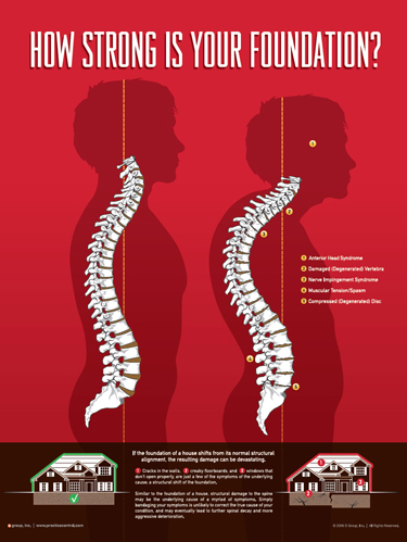 Strong Foundation at Corrective Chiropractic: Josh Bailey, DC